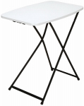 Cosco 37-129WSP4 Activity Table, White, 18 x 26-In.