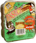 C & S Products 12531 Suet Cake, Insect Treat, 11.75-oz.
