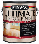 Minwax The 131010000 GAL CLR or Clear or Cleaner Water Based Gloss or Glass Finish