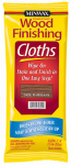 Minwax The 308240000 Wood Stain Cloths, Mahogany, Covers 50-Sq. Ft.