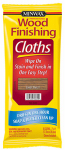 Minwax The 308220000 Wood Stain Cloths, Chestnut, Covers 50-Sq. Ft.