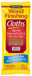 Minwax The 308210000 Wood Stain Cloths, Maple, Covers 50-Sq. Ft.