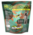 Sterling International OTYJI-DB8-E OrnamenTrap Yellow Jacket Trap Refill Cartridge, East