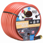 Teknor-Apex 989-100 Garden Hose, Farm & Ranch Duty, 450 PSI, Dark Red, 3/4-In. x 100-Ft.