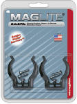 "Mag Instrument ASXD026 2-Pack ""D"" Cell Flashlight Mounting Bracket Clamp"