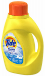 Procter & Gamble 89117 Simply Clean & Fresh Laundry Detergent, Liquid, Breeze Scent, 40-oz.