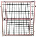 North State Ind 4614 Exp Wire Mesh Pet Gate