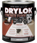 United Gilsonite Lab 21413 Concrete Floor Paint, Dover Gray, Gallon, Must Be Purchased in Quantities of 2