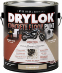 United Gilsonite Lab 21613 Concrete Floor Paint, Bamboo Beige, Gallon, Must Be Purchased in Quantities of 2