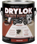 United Gilsonite Lab 21513 DRYLOK  Concrete Floor Paint Persian Red Gallon