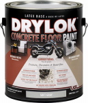 United Gilsonite Lab 22613 Concrete Floor Paint, Soft Gray, Gallon, Must Be Purchased in Quantities of 2