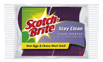 3M 202 Stay-Clean Scrubber Pad, 2-Pk.