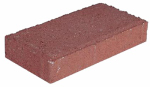 Oldcastle 10502165 4x8x45 RED Hollan Paver