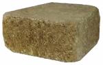 "Oldcastle 16250899 9"" Tan/BRN Wall Block"