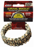 Wellington Cordage NPCB550CL LG Camo Surviv Bracelet