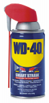 Wd-40 490026 Aerosol Lubricant, Smart Straw, 8-oz.