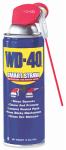 Wd-40 490057 Aerosol Lubricant, Smart Straw, 12-oz.