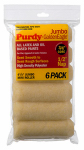 Purdy 140624623 Jumbo Mini Roller Cover, Golden Eagle, 4-1/2 x 1/2-In., 6-Pk.