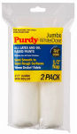 Purdy 140626013 Jumbo Mini Roller Cover, White Dove, 6-1/2 x 1/2-In., 2-Pk.