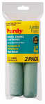 Purdy 140626040 Jumbo Mini Roller Cover, Parrot, 6-1/2 x 1/4-In., 2-Pk.