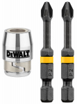 Dewalt Accessories DWA2PH2IR2S Phillips #2 Screwdriving Bit, 2-Pk.
