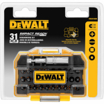 Dewalt Accessories DWAX100IR Screw Driving Set, 31-Pc.