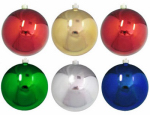 "Christmas By Krebs TV410035A 7.87"" Round Ornament"