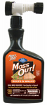 Central Garden Brands 100503872 Moss Outdoor or Outer For Roofs & Walks, Hose 'n Go, Covers 500-Sq. Ft.