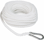 Unified Marine 50013047 3/8x100 WHT Anchor Line