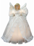 "Noma/Inliten-Import V4981-88 10"" Angel Tree Top"