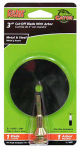 Ali Industries 9429 Metal Cut Off Blade B Series Adaptor With 3-In. x 1/16-In. x 3/8-In.
