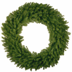 National Tree Co-Import NF7-10-60W Artificial Christmas Wreath, Norwood Fir, 60-In.