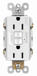 Pass & Seymour AF15TRWCC4 AFCI Receptacle, White, 15-Amp