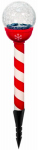Gossi CSPG-1 Christmas LED Candy Cane Solar Stake Light, Must Purchase in Quantities of 12