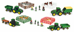 Tomy International 37657A JD 10PC Farm Card Set