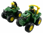 Tomy International 37747A JD Monster Push/Roll