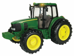Tomy International 46096 Big Farm John Deere 7330 Toy Tractor, 1:16 Scale