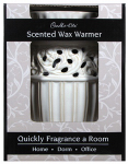 Candle Lite 4027245 Scented Wax Warmer, Electric, Ivory