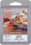 Candle Lite 3711746 2.5OZ App/Cinn Wax Cube