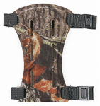 Allen 4200 Archery Molded Arm Guard, Adjustable Straps, Camouflage, 6.5-In.