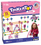 Knex Limited Partnership Group 56508 Building Set, Pink, 150-Pc.