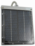Wgi Innovations/Ba Products SP-12V1 Solar Panel to Recharge Feeder Battery, 12-Volt