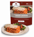 Wise 03-705 Camp Food, Cheesy Lasagna, 2-Serving Pouch
