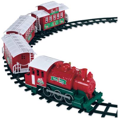 Lionel Christmas Train.Details About Lionel 933024 Christmas Train Set 4 Pc