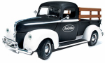 Round 2 CP7133/06 Collectible 1940 Ford Pickup Truck, 1:25 Scale