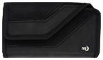 Nite Ize CCSXL-03-01 Cell Phone Case, Sideway Clip, Ballistic Nylon, XL
