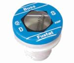 Cooper Bussmann BP/S-1-1/4 1-1/4A S Plug Fuse