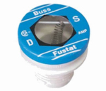 Cooper Bussmann BP/S-3-2/10 3-2/10A S Plug Fuse