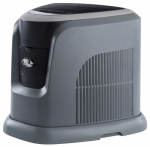 Essick Air Products EA1201 Evaporative Humidifier Grey and Black, 3.5-Gal. Water Capacity, Up to 2400 Sq. Ft. Coverage