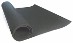 Qrri KMA400960F Utility Mat, Heavy-Duty, Rolled Rubber, 40 x 96-In.